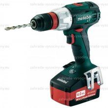 Metabo BS18LT - 4 Ah Li-Ion