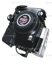 Briggs&Stratton 650 serie Ready Start 25.4 mm